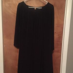 💖 NWT Lane Bryant Black Dress 💖